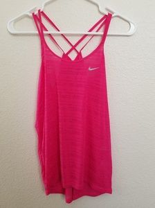 Nike Dri Fit Cool Breeze Strappy Tank